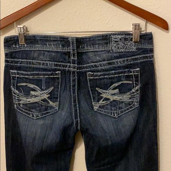 Silver Jeans Denim - Silver Berkley straight 28/32
